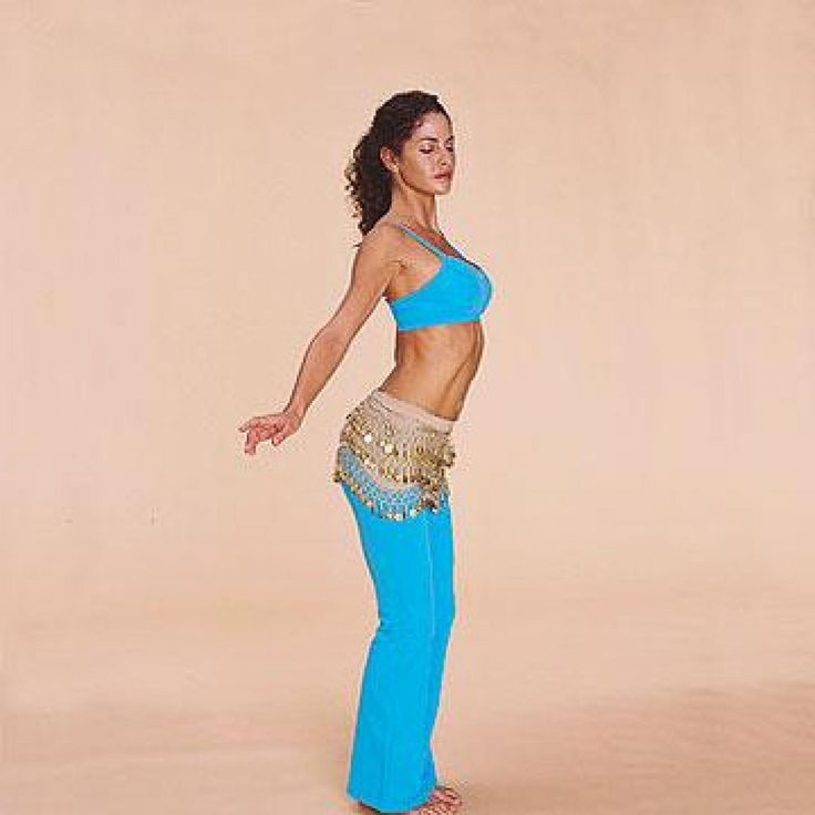 10-Minute Workout: Belly-Dance Away Ab Flab