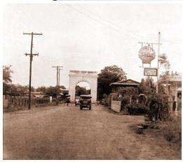 Old Santa Rosa (1925-1930)