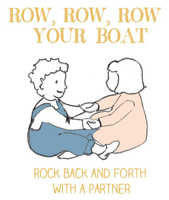 Let's Play Music: Row Row Row Your Boat - educational benefits & fun lyrics for babies & toddlers