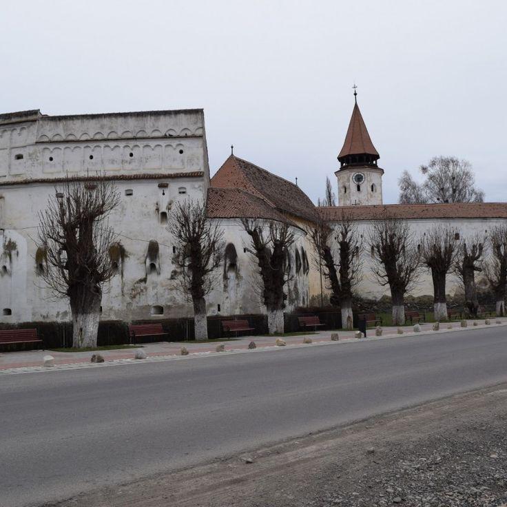 L'église fortifiée de Prejmer. Proche de Brasov