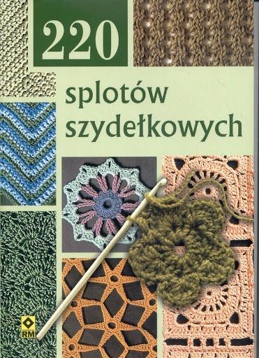 220 crochet stitches, diagrams, picassa web album