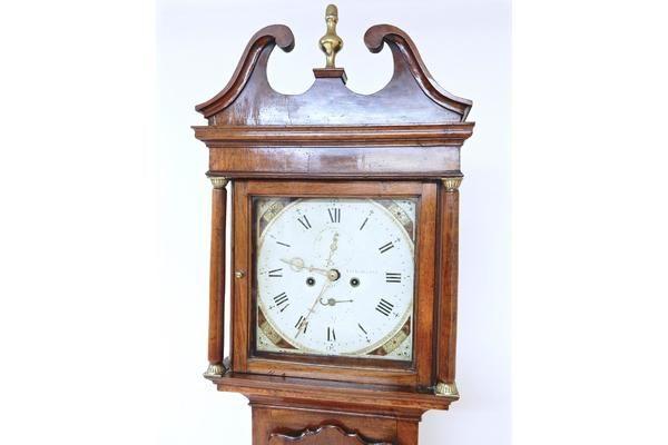 Somerset Longcase Grandfather Clock | Vinterior London  #antique #vintage #interiordesign