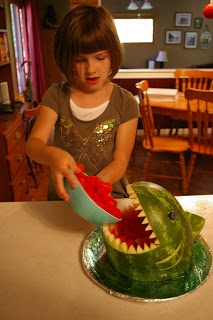 Sun Scholars: Watermelon Shark Tutorial