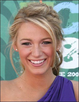 : Updo Hairstyle, Wedding Hair, Hair Styles, Makeup, Hair Color, Blake Lively Hairstyles, Gossip Girls
