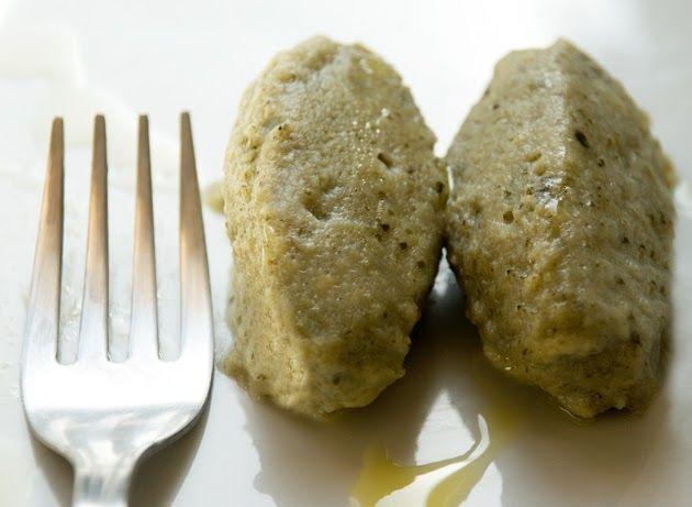 """Gli """"Gnudi"""" sono un tipico piatto Toscano, il cui nome racconta l'aspetto, nonchè la caratteristica fondamentale di questo piatto: sono gra..."""
