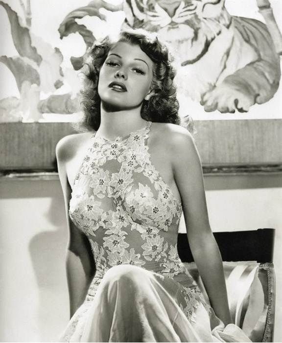 Glamour girl, Hollywood actress, and married to a Prince, there isn't much that Rita Hayworth didn't do!