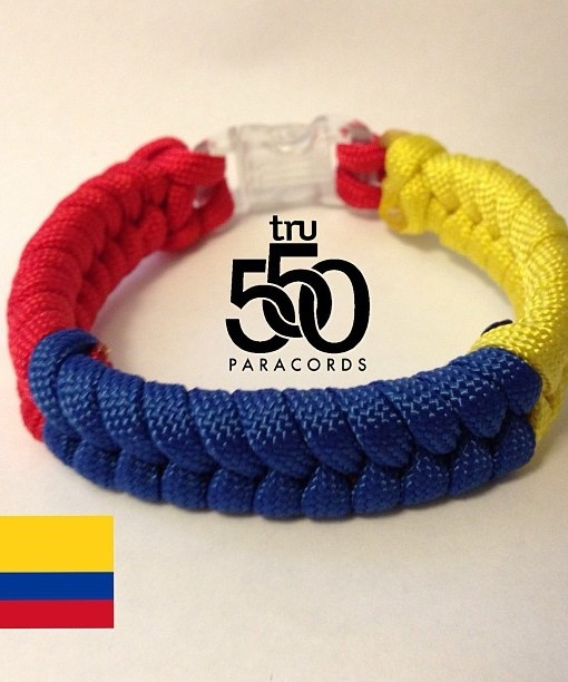 Customize Colombia Flag