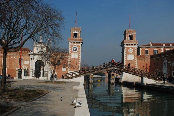 BluOscar: L'Arsenale di Venezia