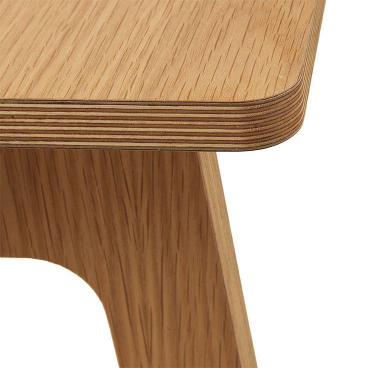 ByAlex K S Bench Plywood close up - http://www.cimmermann.uk/shop-by-brand/byalex.html