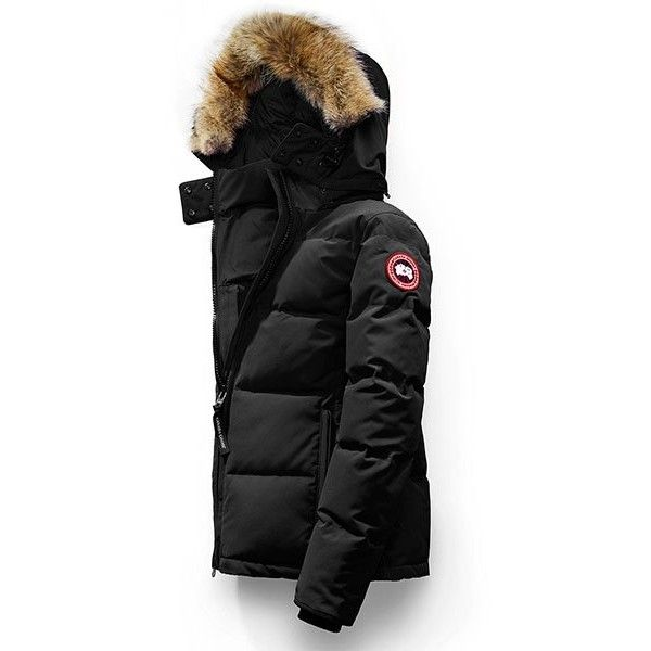 Canada Goose Women S Chelsea Parka 595 Liked On Polyvore Featuring Outerwear Coats Canada Goose Park Canada Goose Canada Goose Parka Canada Goose Women
