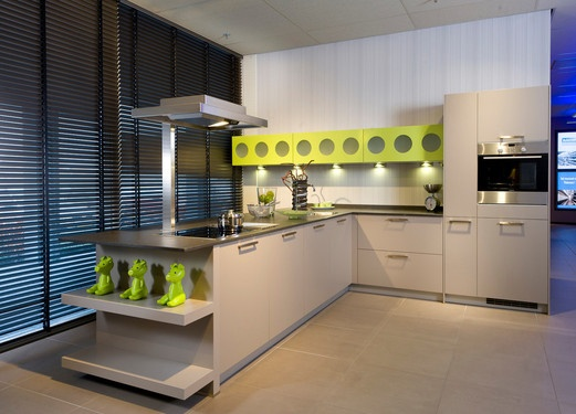 Keuken retro