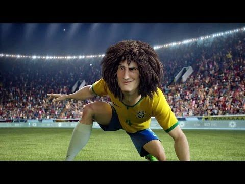 Nike Football: The Last Game ft. Ronaldo, Neymar Jr., Rooney, Zlatan, Iniesta & more - YouTube