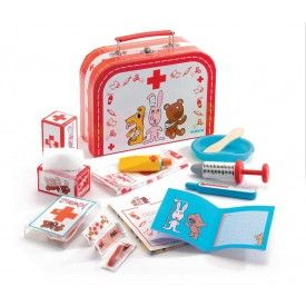 Djeco My Veterinary Kit