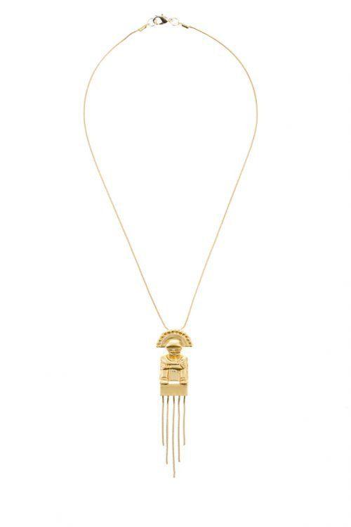 Mini Chaman Necklace