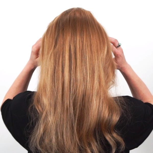 Forget traditional hair color, try this: