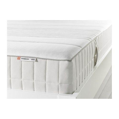 myrbacka latex mattress medium firm white