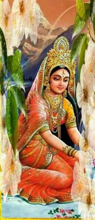 Parvati is known as the motherly form of Mother Goddess Gauri Jagadamba, Parvati is another form of Shakti, the wife of Shiva and the gentle aspect of Maha Devi, the Great Goddess.