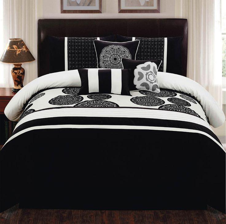 Birmingham queen bedding set 7 pc find com bedroom bedding