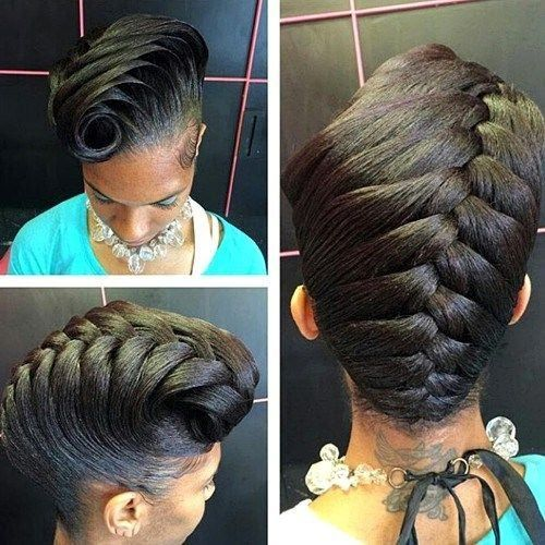 25 beautiful relaxed hairstyles ideas on pinterest relaxed hair relaxed hairstyle pmusecretfo Gallery