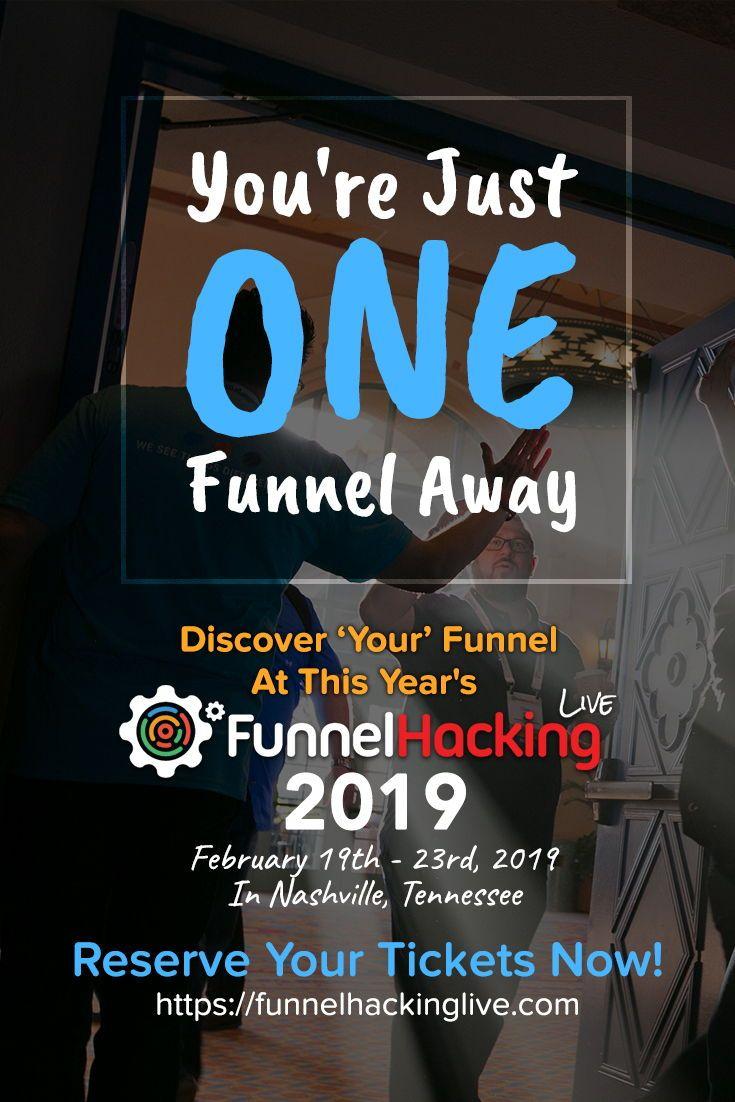 funnel hacking live 2019 nashville