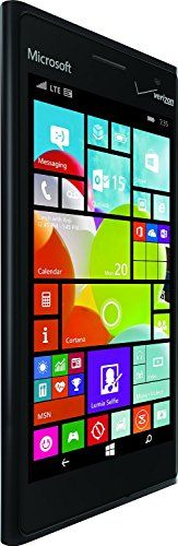 Microsoft Lumia 735 – Windows 8.1 Smartphone – Verizon + GSM Unlocked – Black (Certified Refurbished)