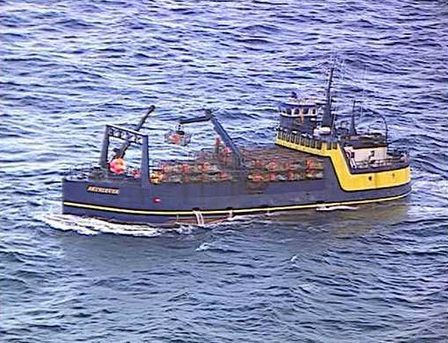 Heading out to the bering sea crab grounds alaska for Bering sea fishing