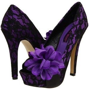 1000  images about Purple Passion Footwear on Pinterest | Purple ...