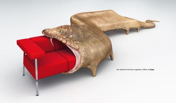 interesting creative office furniture   12 best interesting furniture adverts images on Pinterest ...