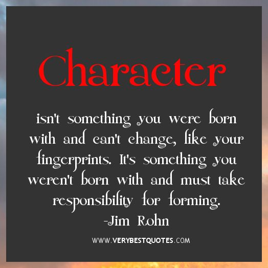 Quotes About Character Awesome 80 Best Character Imagesluz Alcala On Pinterest  Characters