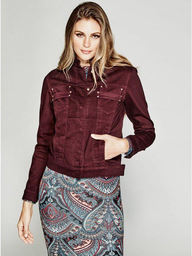 GUESS by Marciano Women's Vanda Denim Jacket
