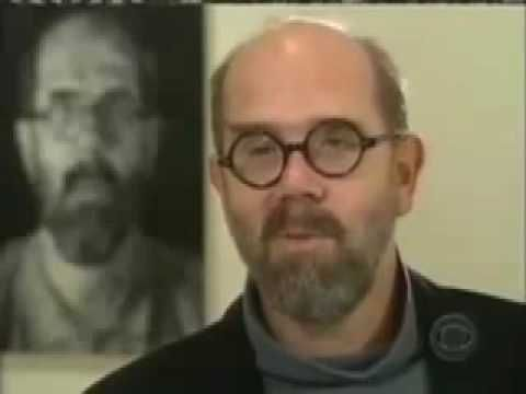 A great look at Chuck Close, his life, and how he paints.