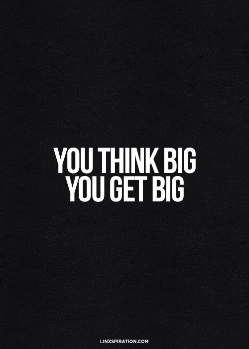 Think Big And Do Everything Possible To Accomplish Your Big Vision!  NKGlobal Online.