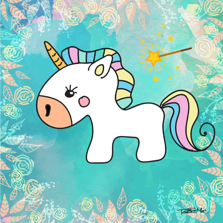 Magical unicorn :D www.tobeme.com.pl