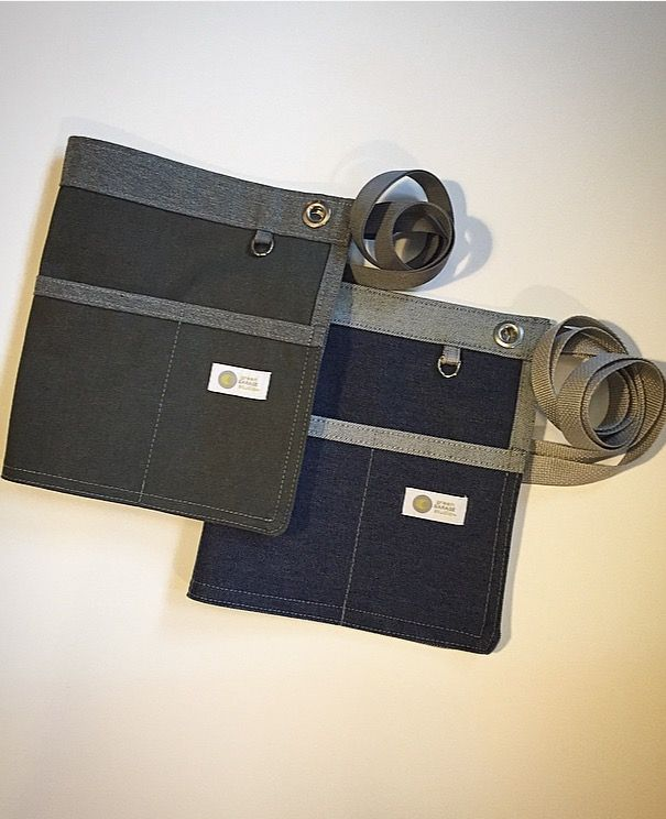 Fresh Limited Edition Color...12 oz. Dark Olive Cone Mills Raw Denim.The Green Garage Garden Apron is designed for hands-free comfort and ease of use. Lightweight with durable construction providing enough coverage for handling simple outdoor tasks