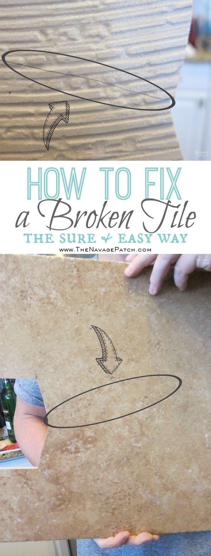 The 25 best how to repair tiles ideas on pinterest easy tile guest bathroom renovation how to tile a floor like a pro diy floor tiling how to cut tiles how to repair broken ceramic tiles how to lay dailygadgetfo Images