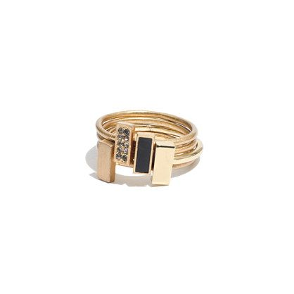 Madewell+-+Bar+Stacking+Rings