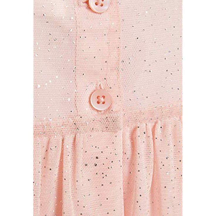 next Mädchen Kleid mit Mesh-Detail #Bekleidung #Herren #Accessoires #Hüte Müt…