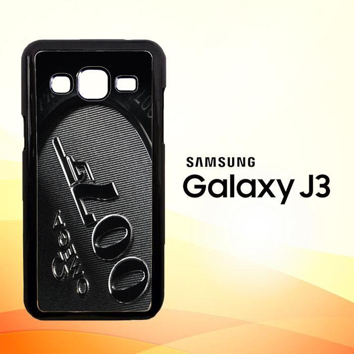 omega 007 Z5012 Samsung Galaxy J3 Edition 2016 SM-J310 Case
