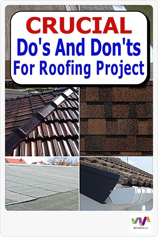 Roofing Tips Look At A Contractor S Work History Prior To Consider Hiring Them Verify These References By Personally Calling Past Tips Helpful Hints History
