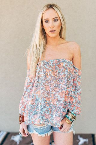Boho Chic! Stylish Bohemian Clothing + Online Boutique | Three Bird Nest | Bohemian Clothing