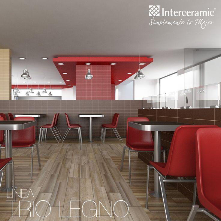 Interceramic trio legno modern up to date pinterest for Interceramic pisos