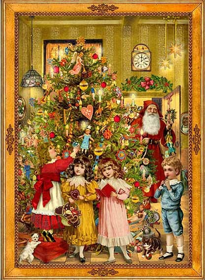 Christmas Celebration in Germany - theholidayspot.com