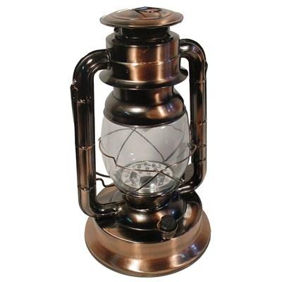Luminária de leds estilo lampião antigo 3 tamanhos, a partir de: R$36.10