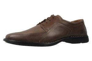 JOSEF SEIBEL - Herren Halbschuhe - Spike - Taupe Schuhe in Übergrößen