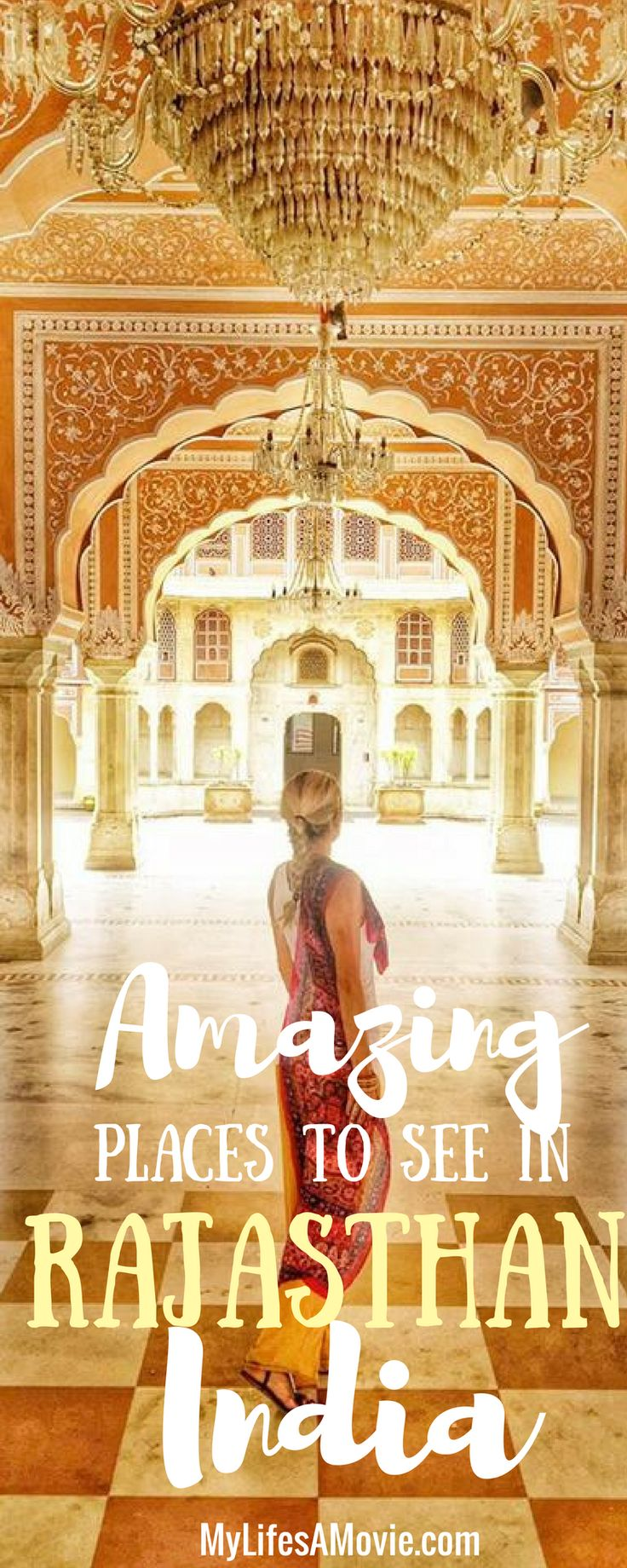 Rajasthan is one of the most beautiful areas of India! Check it out!