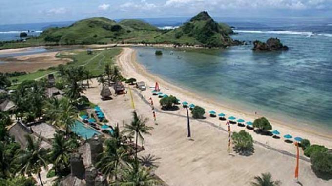 Mandalika, Kawasan Wisata Andalan Lombok Tengah