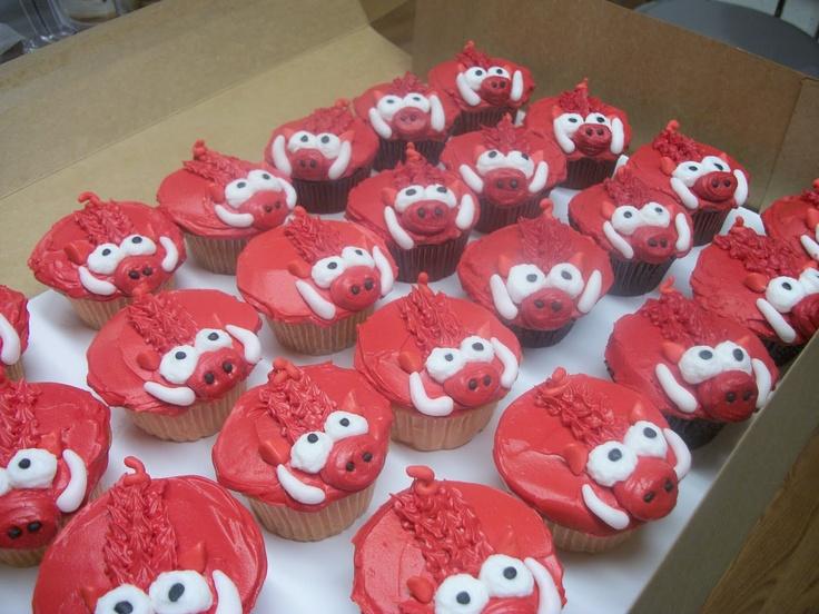 razorback cakes - Google Search