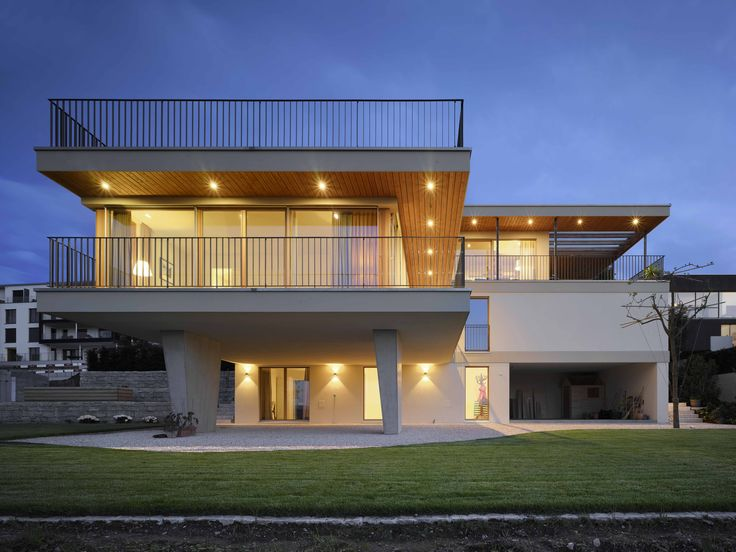 1000 images about contemporary villa design by for Architecture zurich