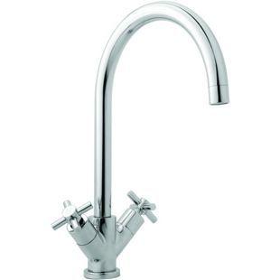 Wickes Amira Mono Mixer Kitchen Sink Tap Chrome   Wickes.co.uk