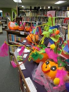 Family Library Program - Pumpkin Decorating Palooza!
